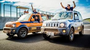 Suzuki Jimny completa teste dos 100 mil km (veja os relatórios) e linha 2015 é lançada