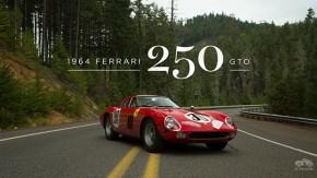 Aumente o som e ouça por que a Ferrari 250 GTO é a maior lenda de Maranello