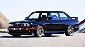 A evolução do ícone: a história do BMW M3 E30 Evolution