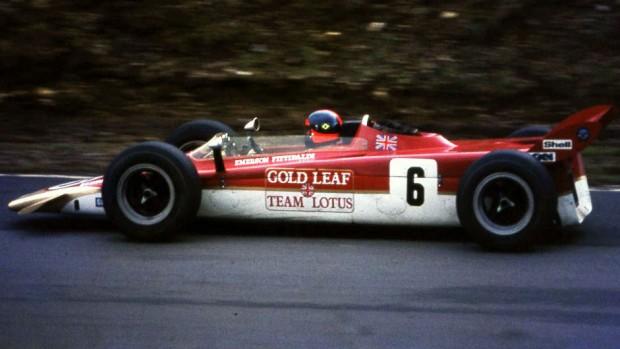 Lotus 56: a história do carro de Fórmula 1 movido por uma turbina de helicóptero