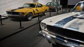 50 anos de uma lenda: a história do Ford Mustang contada pelo museu Petersen