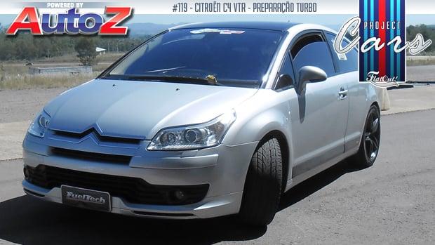Citroën C4 VTR Turbo: conheça a história do Project Cars #119
