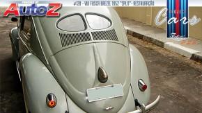 Project Cars #128: conheça a história do Fusca Split Window 1952 de Jayme Costa