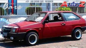 Project Cars #134: conheça a história de Natasha, o Lada Samara de Ricardo Pires