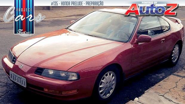 JDM made in Brazil: a história do Honda Prelude de Camilo Bonifácio