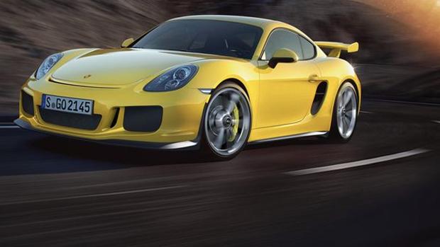 PorscheCaymannGT3