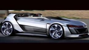 GTI Roadster Gran Turismo Vision: o Golf de 510 cv que será levado a Wörthersee (e aos consoles de PS3)