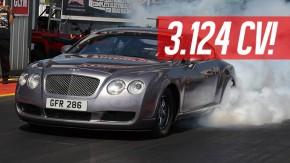 3.124 cv! A brutalidade esnobe de um Bentley Continental GT V8 biturbo de 10 litros