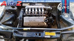 Fiat Tempra V6 (swap de Alfa Romeo 164): mais emoções e imprevistos