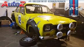 Um Ford Escort mk1 ao melhor estilo dos ralis clássicos: conheça o Project Cars #44!