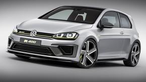 Golf R400 vai ser produzido… se a VW achar uma transmissão que aguente o torque