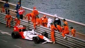Grande Prêmio de Mônaco de 1988: quando Senna errou e não se perdoou por isso