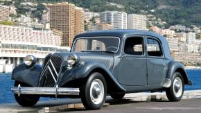 Traction Avant: o Citroën que inventou o futuro