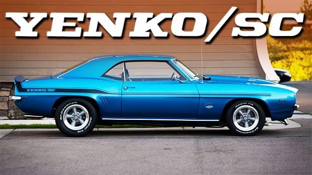 camaro yenko o carro que ensinou a chevrolet que um motor maior é