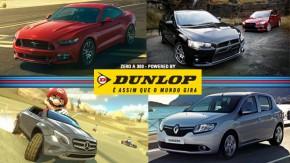 A engorda do novo Mustang, Mitsubishi Lancer nacional, Super Mario de Mercedes e mais!
