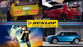O triste fim do Camaro amarelo, o ronco do Honda Civic Type-R, Mini Cooper quatro-portas e mais!