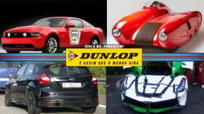 Ford quer fazer carros com ketchup, os carros mais estranhos de Le Mans, a cara do novo Focus RS e mais!