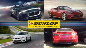 Jaguar vai produzir modelo criado por brasileiro, Ferrari rende-se ao downsizing, Tesla Model S no Brasil e mais!
