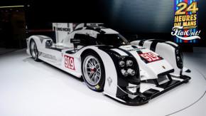 De volta a Le Mans: conheça os detalhes do trem de força do Porsche 919