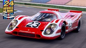 Lendas de Le Mans: a história do 917 K, o primeiro Porsche a conquistar as 24 Horas