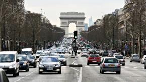 Prefeitura de Paris quer limites de velocidade reduzidos para 30 km/h