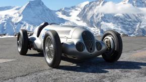 650 cv e 350 km/h nos anos 1930: as primeiras Flechas de Prata da Mercedes-Benz