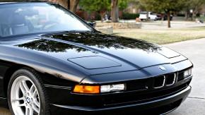 V12 <i>in da haus</i>: a história do BMW Série 8