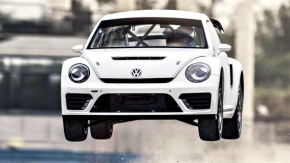 Volkswagen Beetle GRC: o monstro de rallycross com motor 1.6 de 551 cv!