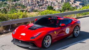 Ferrari F12 TRS: uma Testa Rossa moderna com motor V12 – e única no mundo