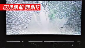 Este é o melhor vídeo de conscientização que você vai ver sobre os perigos do celular ao volante