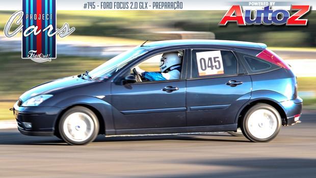 Do dia-a-dia para a pista: conheça a história do Ford Focus de João Pensa, o Project Cars #145