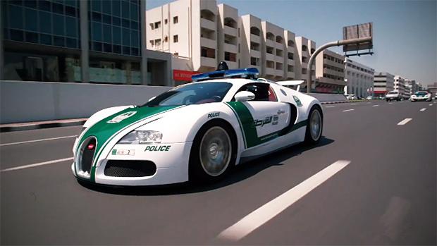 Dubai Police: os supercarros e o dia a dia da polícia mais rápida do mundo