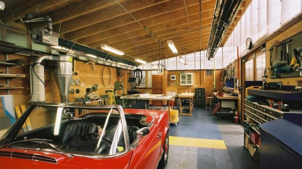 cars_tools_workspace_garage