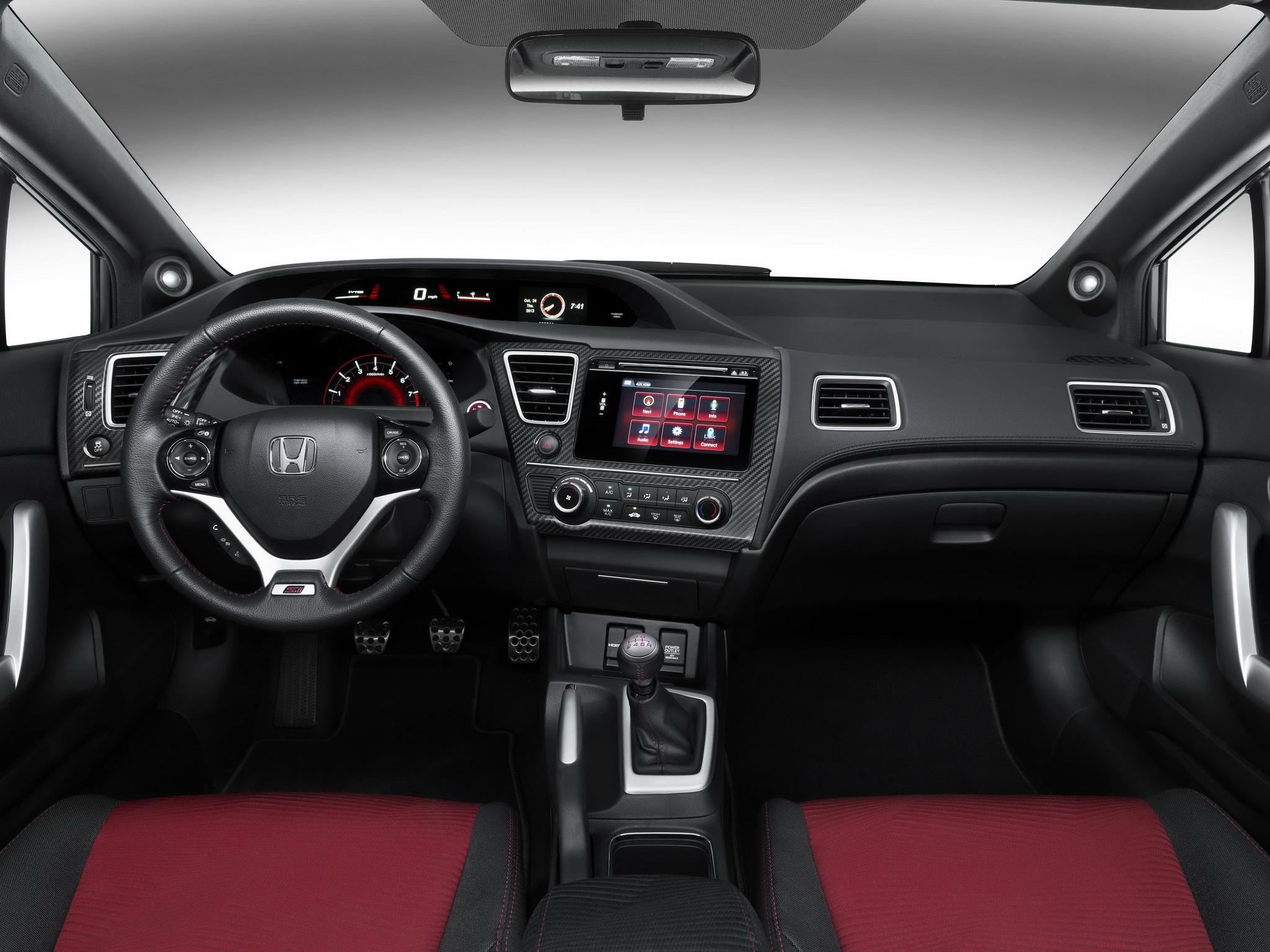 Nice 2014 Honda Civic Si Coupe