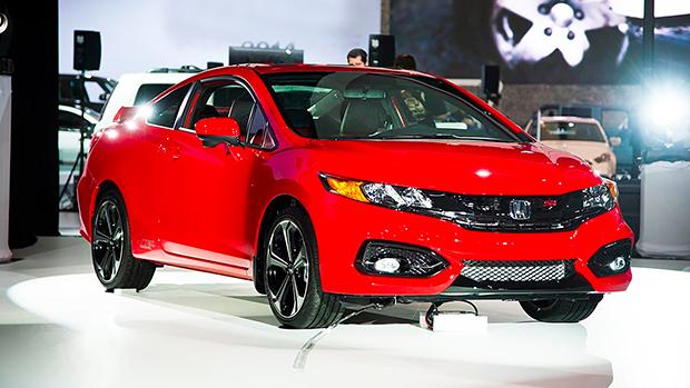 Amazing É Oficial: O Honda Civic Si Cupê 2014 Chega Ao Brasil Em Outubro!