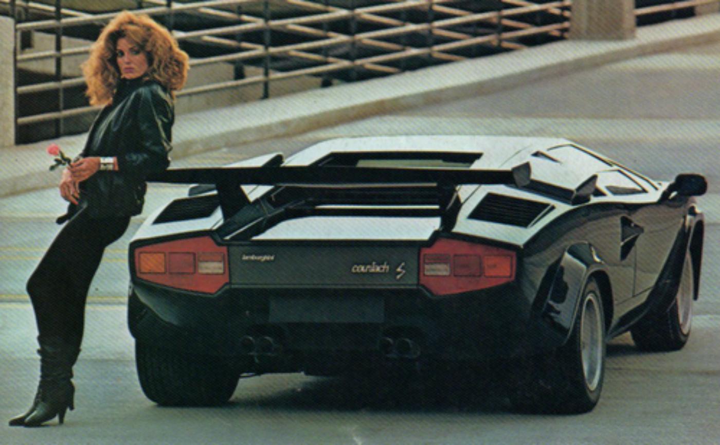 Lamborghini Countach Dez Coisas Que Fazem Dele Um Dos