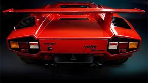 Lamborghini Countach: dez coisas que fazem dele um dos supercarros mais fodásticos de todos os tempos