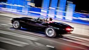 Melhorando a perfeição: os incríveis Jaguar E-Type restomod da Eagle