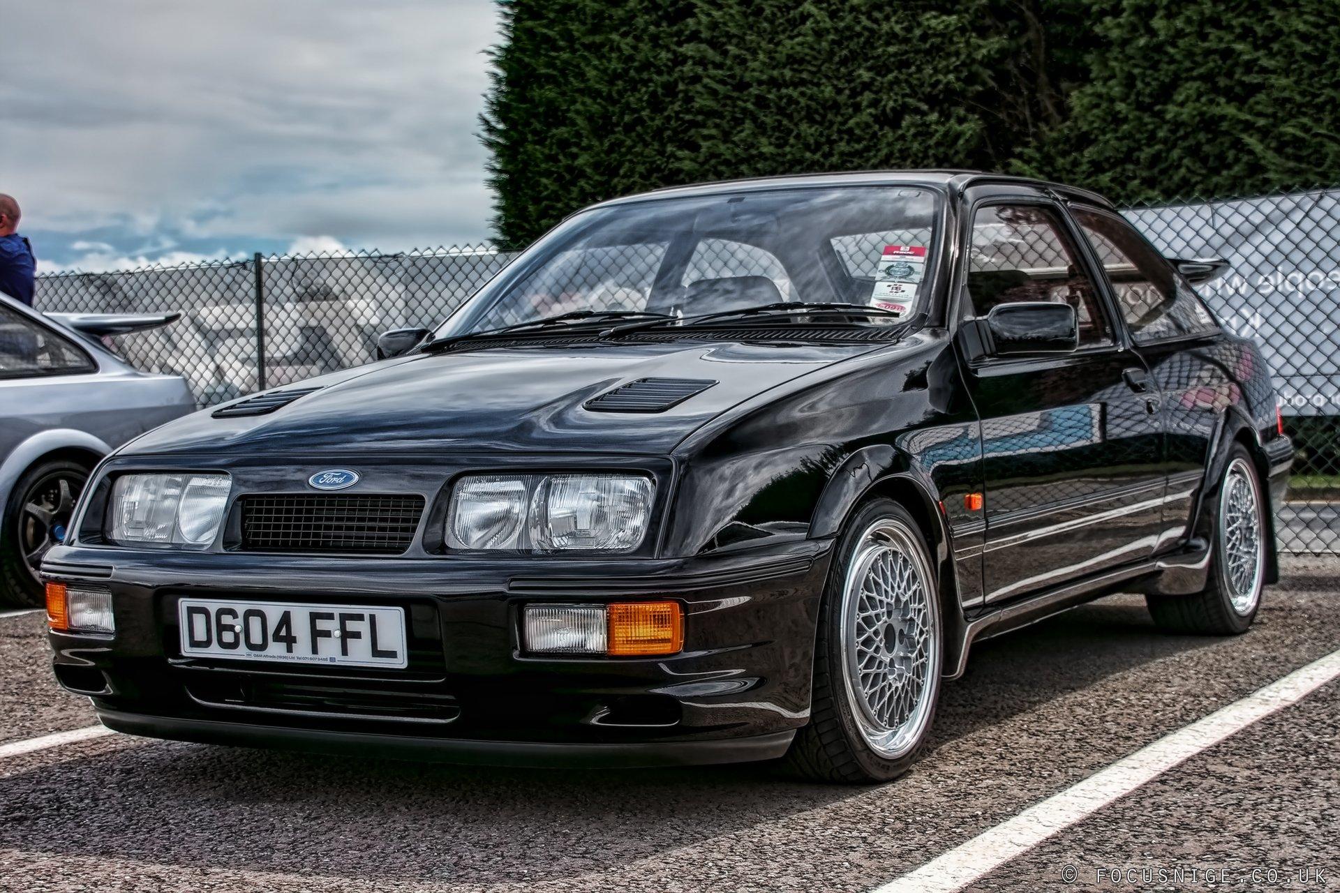 Resultado de imagem para Ford Sierra RS Cosworth competição