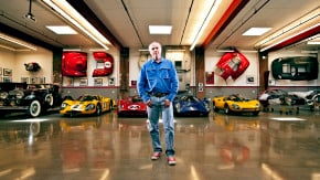 De Ford GT40 à Ferrari P4/5: um passeio pela fantástica coleção de Jim Glickenhaus