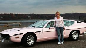 O Lamborghini cor-de-rosa da vovó mais gearhead que já conhecemos