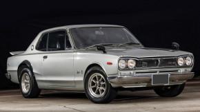 Nissan GT-R, Mazda Cosmo e Toyota 2000GT – os carros que inventaram os esportivos japoneses vão a leilão