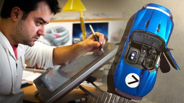 Conheça o designer brasileiro que projetou o épico Jaguar F-Type Project 7