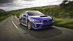 Como a Subaru quebrou seu próprio recorde no circuito da Ilha de Man