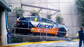 A triste história do carro de corridas suicida
