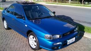 Por R$ 23 mil, este pode ser o Subaru Impreza que você sempre quis