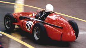 Quando a Ferrari tentou fazer um motor de dois cilindros para a Fórmula 1