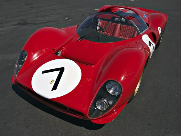 1967_Ferrari_330P42