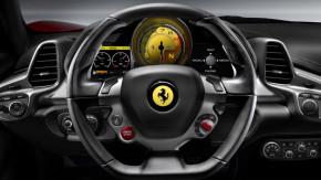 Ferrari patenteia nova tecnologia eletrônica de direção