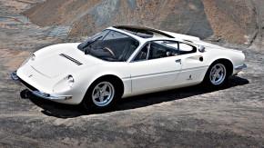 Você já viu uma Ferrari de três lugares? Conheça a 365P Berlinetta Speciale